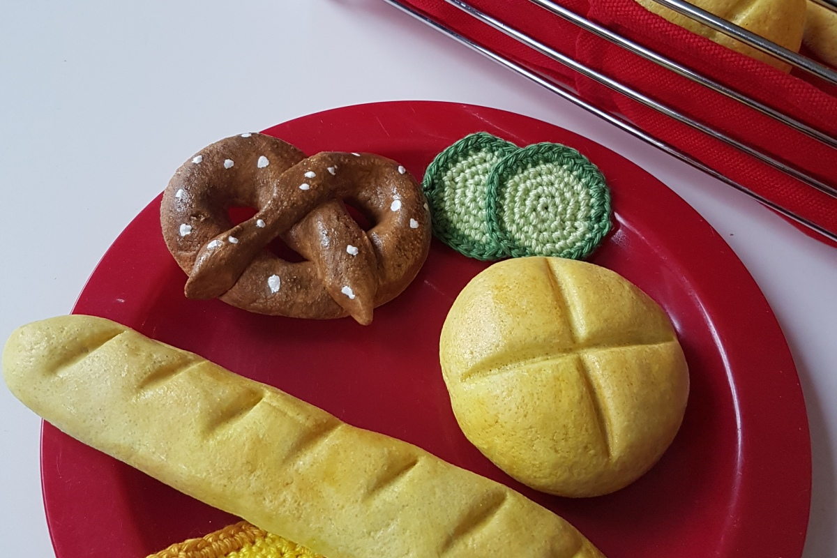 Für Die Kleine Bäckerin Haekelnfuerdiekinderkueche